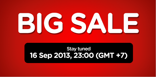 AIR ASIA BIG SALE !!!
