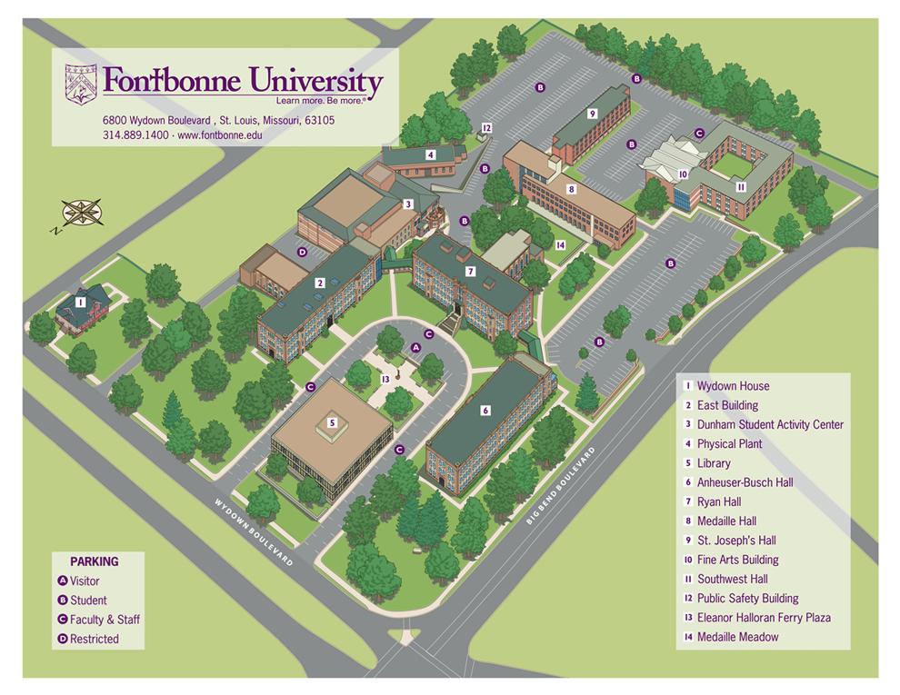 Du học Mỹ - Giới thiệu về trường Đại học Fontbonne (Fontbonne University)