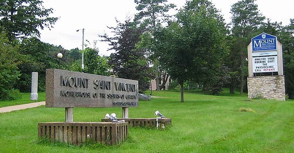 Đại học Mount Saint Vincent