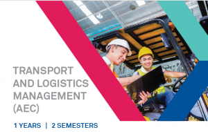Post Graduate in Transport and Logistics Management