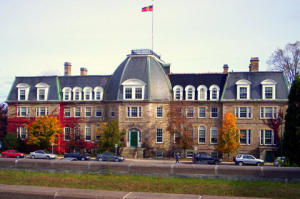 Du học Canada - University of New Brunswick